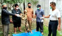 Polisi Tangkap 3 Penjual Kulit Harimau