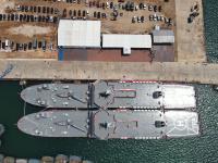 Serahkan 2 Kapal Perang, Menhan: Kita Harus Memiliki TNI AL yang Kuat!