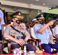 Kapolri Tegaskan Sinergitas TNI-Polri Kunci Sukses Hadapi Berbagai Ancaman