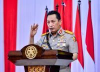 Kapolri Beri Penghargaan, 2.850 Personel Polri Naik Pangkat dan Promosi Jabatan