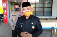 Rahmat Effendi Optimis Kota Bekasi Capai 92% Vaksinasi Akhir Bulan Oktober