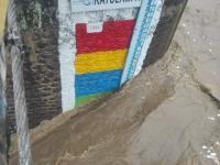 Puncak Bogor Hujan Deras, Bendung Katulampa Siaga III