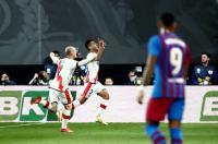 Barcelona Tertinggal 1-0 dari Rayo Vallecano di Babak Pertama