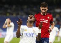 Hasil Real Madrid vs Osasuna di Liga Spanyol 2021-2022: Hasil Berakhir Imbang Tanpa Gol