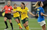 Timnas Putri Indonesia Jumpa Australia di Piala Asia Wanita 2022, Zahra Muzdalifah Bakal Hadapi Kandidat Ballon dOr 2021