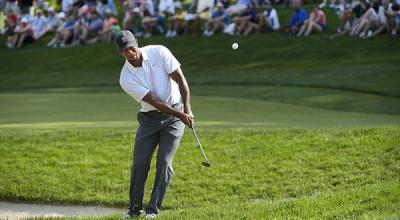 Akhirnya Tiger Woods Tampil Secara Kompetitif