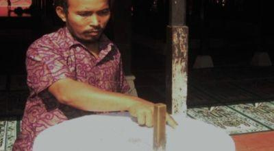 Masjid di Keraton Kasepuhan Cirebon Masih Andalkan Jam Matahari