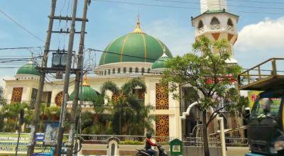Menilik Masjid Tertua di Sidoarjo