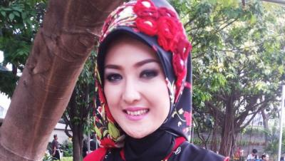 Model Seksi Ini Lebih Ikhlas di Ramadan