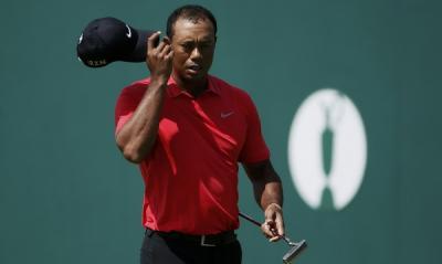Tiger Woods Kembali Tampil Mengecewakan