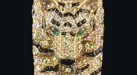 Perhiasan Dua Macan Pangeran Edward III Dilelang