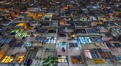 Mengintip Semrawutnya Rusun di Hong Kong