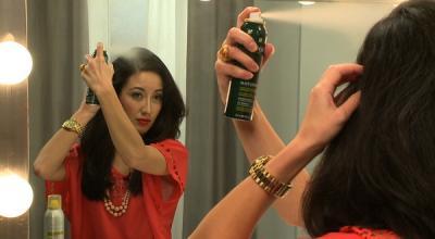 Deretan Manfaat Dry Shampoo  II-Habis