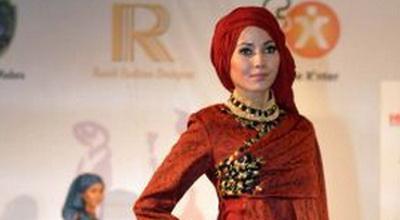 Tren 2015 Hijabers Semakin Kreatif