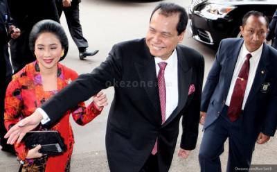 Menteri PU Debat dengan CT Soal Trans Sumatera