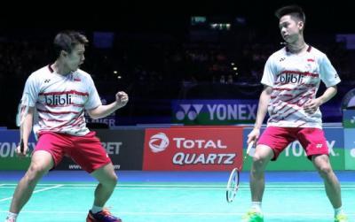 Harapan dan Target Marcus Gideon Usai Asian Games 2018