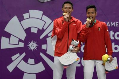 Atlet Tunggal Putra Indonesia Terus Dilatih Usai Asian Games 2018