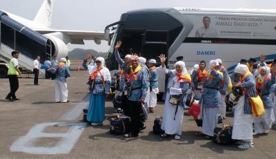 Pesan untuk Jamaah Haji: Jangan Bawa Uang Berlebih dan Jangan Percaya Orang Asing