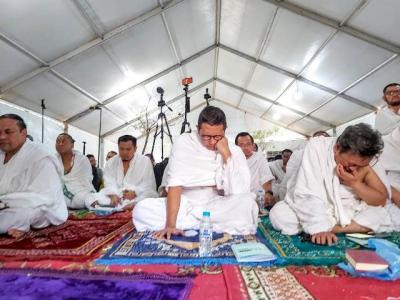 Wukuf di Arafah, Menag: Ciri Muslim Mampu Menghadirkan Kedamaian