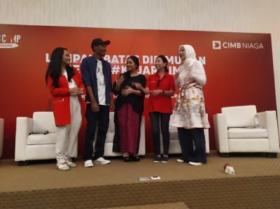 Tiga Local Hero Bali Bagikan Inspirasi