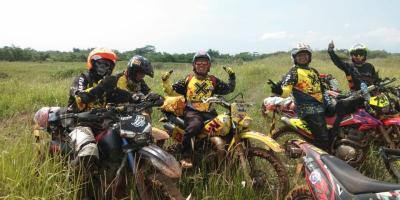 Komunitas Trail Jakarta Ajak Off Roader Veteran Taklukan Jalur Ekstrem Cigudeg