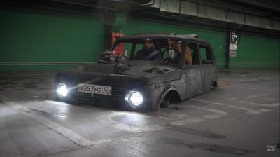 Mobil Ini Berjalan Seperti Tak Gunakan Roda