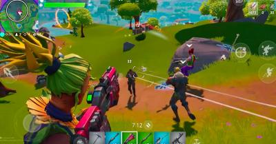 Epic Games Hilangkan Mobil Polisi di Game Fortnite
