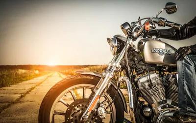 Harley Davidson PHK 140 Pekerjanya di AS