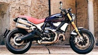 Ducati Jual Motor Scrambler Limited Edition, Setengah Hasil Penjualan untuk Covid-19