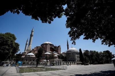 Diubah Jadi Masjid, Begini Sejarah Hagia Sophia