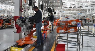 Pabrik Ford di Amerika Terancam Stop Produksi