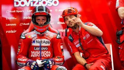 Kembali ke Lintasan, Dovizioso Ucapkan Terima Kasih untuk Tim Dokter