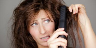 Punya Masalah Rambut Kusut? Coba Deh Atasi dengan Air Beras
