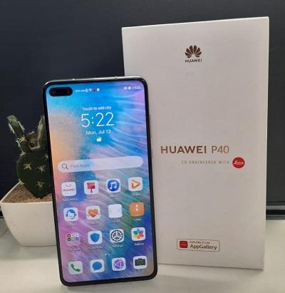 Huawei P40 Hadirkan Visionary Photography yang Handal
