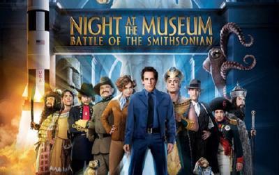 Sinopsis Film Night at the Museum: Battle of the Smithsonian, Hidupnya Artefak Kuno