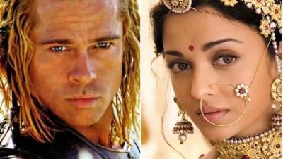Terungkap, Aishwarya Rai Pernah Tolak Main Film Bareng Brad Pitt