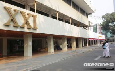 Pengusaha Ikhlas Pembukaan Bioskop di Jakarta Diundur