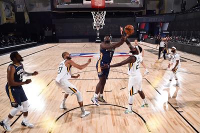 Mulai Bergulir Kembali, NBA 2019-2020 Diwarnai Dukungan Anti-Rasisme