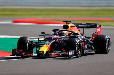 Hasil Sesi Latihan Bebas 1 F1 GP Inggris 2020
