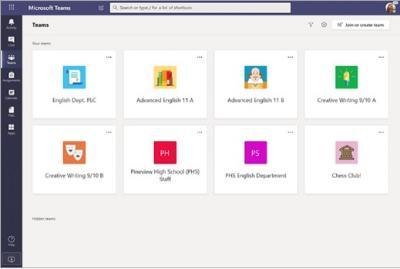 Dukung Kelas Online, Microsoft Teams for Educations Hadirkan Fitur Baru