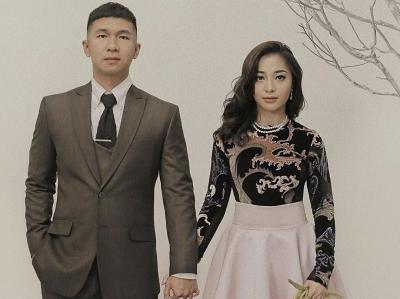 Romantisme Nikita Willy dan Indra Priawan bak Drama Korea