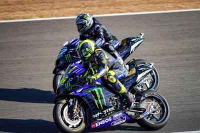 Bukan Hanya Marquez, Dovizioso Mulai Lihat Rider Yamaha Sebagai Ancaman