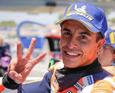 Marquez: Saya Berusaha Ada di Kondisi Terbaik untuk Balapan di Brno