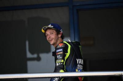 Posisi Ke-3 di MotoGP Andalusia 2020 Penting bagi Rossi