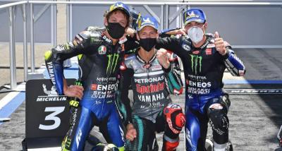 Rossi Banyak Pengaruhi Quartararo