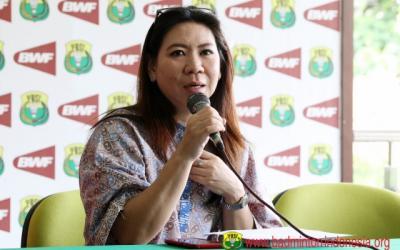 Susy Susanti Komentari Hasil Undian Indonesia di Piala Uber 2020