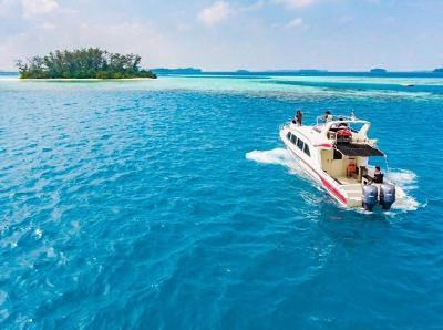 Kepulauan Seribu Zona Oranye, Pengawasan Wisatawan Ditingkatkan