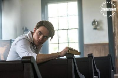 Robert Pattinson dan Tom Holland Siap Adu Akting di The Devil All The Time