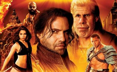 Sinopsis The Scorpion King 3: Battle for Redemption