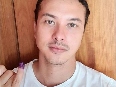 Nicholas Saputra Posting Video Kaki, Netizen Heboh